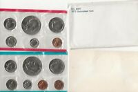 1973 US MINT UNCIRCULATED P D&S 13 COIN MINT SET WITH IKE DO