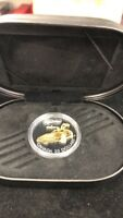2003 CANADA PROOF $20 BRICKLIN SV 1 STERLING SILVER COIN   O
