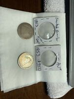 1853 SEATED LIBERTY QUARTER DOLLAR STUNNING COIN   WITH EXTR