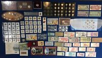 HUGE CANADA US & WORLD COIN & BANKNOTE ESTATE WITH SILVER. S