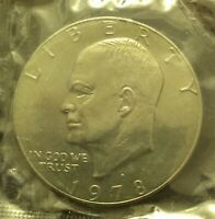 1978-D UNITED STATES DOLLAR - EISENHOWER IKE, UNC IN MINT PACK, KM-203 US3