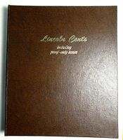 STARTER SET, LINCOLN CENTS IN DANSCO COIN ALBUM,  FOR ALL AGES    1212-02