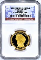 2010-S PIERCE $1 UCAM  NGC PF70 ULTRA CAMEO  TOP POP  >>>>> SEE OUR STORE