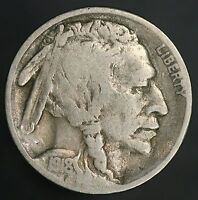 1918-S BUFFALO NICKEL 2 FEATHER VARIETY ERROR FS-401  VINTAGE NICKLE GC130