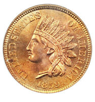 1859 INDIAN HEAD CENT SHIELD REVERSE - ULTRA  J-228 PCGS OGH MINT STATE 65 10498