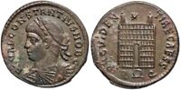 CONSTANTIUS II CAMPGATE FROM ROME