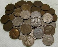 1 ROLL OF 1932 P PHILADELPHIA LINCOLN WHEAT CENTS FROM PENNY