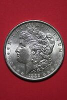 1889 P UNCIRCULATED VAM 28A DOUBLED EAR PITTED DO HIT LIST 40 MORGAN OCE 197
