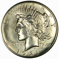 1921 PEACE DOLLAR - BU UNCIRCULATED - PRICED RIGHT