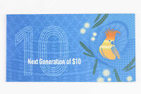 2015 & 2017 UNC TWO GENERATION $10 TEN DOLLAR AUSTRALIAN BAN