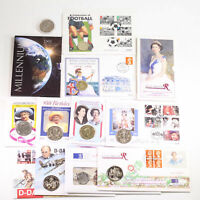 13X GB PNC'S FDC'S & MINT ISSUES  1996 TWO POUND FOOTBALL  F