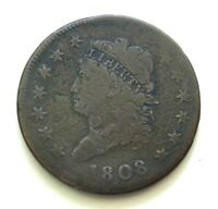 1808 CLASSIC HEAD LARGE CENT     ITEM PRICED RIGHT