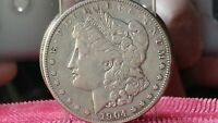 1904 S MORGAN SILVER DOLLAR F  HIGHLY SOUGHT AFTER