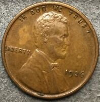 1926 P HIGH GRADE LINCOLN WHEAT CENT. X715 FREE SHIP