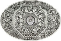 NANO LAST JUDGMENT FLORENCE CEILINGS OF HEAVEN SILVER COIN 5