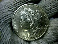 KEY DATE BEAUTIFUL 1902-S DETAILS MORGAN SILVER DOLLAR UNITED STATES COIN