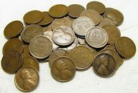 1 ROLL OF 1915 D DENVER LINCOLN WHEAT CENTS FROM PENNY COLLE