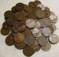 2 ROLLS OF 1925 D DENVER LINCOLN WHEAT CENTS FROM PENNY COLL