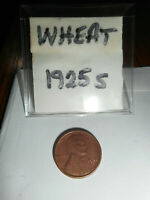 LINCOLN WHEAT CENT 1925S - HIGHER GRADE - GREAT DETAI & PRICE