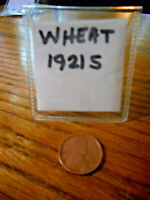 LINCOLN WHEAT CENT 1921S - HIGHER GRADE - GREAT DETAI & PRICE