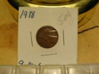 1918 LINCOLN CENT 2177