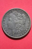 1889 O VAM 2A OVAL O R5 TOP 100 MORGAN SILVER DOLLAR FLAT RATE SHIPPING OCE 112