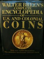 WALTER BREEN'S ENCYCLOPEDIA OF US & COLONIAL COINS UNUSED  EXCELLENT CONDITION