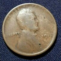 1922 NO D LINCOLN CENT 1  VG
