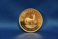 1977 SOUTH AFRICA 1 OZ KRUGERRAND GOLD COIN 1 OUNCE GOLD COI