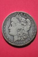 1888 O OVAL O VAM MORGAN SILVER DOLLAR TOP 100 FLAT RATE SHIPPING  OCE 203