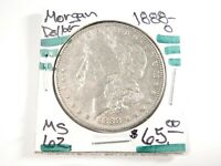 1888-O  U.S. MORGAN SILVER DOLLAR  $1    1795