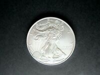 AMERICAN SILVER EAGLE ONE OUNCE .999 FINE 2008 BU