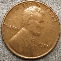 1931 P LINCOLN WHEAT CENT PENNY - HIGHER GRADE  FREE SHIP. B244