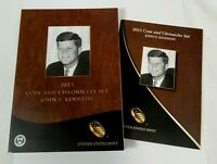 2015 JOHN F KENNEDY COIN & CHRONICLES SET ANACS RP70 FIRST STRIKE