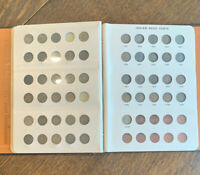 57 COIN LOT: 1857-09 FLYING EAGLE/INDIAN HEAD CENT DANSCO SETINCLUDES VG 1909S