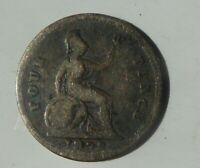 1839 QUEEN VICTORIA SILVER GROAT FOUR 4 PENCE