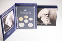 1996 ROYAL AUSTRALIAN MINT 6 COIN PROOF SET HENRY PARKES EDI