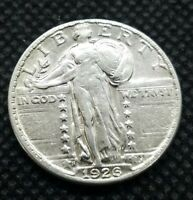 1926-S STANDING LIBERTY QUARTER | ALMOST UNCIRCULATED