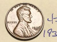 1936-D LINCOLN WHEAT CENT PENNY 4762K