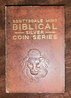 2015  2 OZ SILVER COIN   SCOTTSDALE MINT BIBLICAL SERIES THE