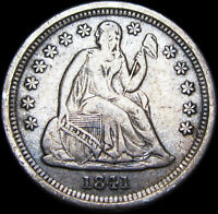 1841-O SEATED LIBERTY DIME SILVER TYPE COIN ----  ---- B041