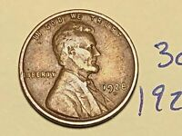 1928-D 1C BN LINCOLN CENT WHEAT CENT 3062K