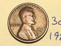 1928-D 1C BN LINCOLN CENT WHEAT CENT 3053K