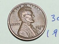 1928-D 1C BN LINCOLN CENT WHEAT CENT 3051K
