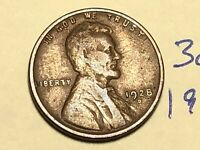 1928-D 1C BN LINCOLN CENT WHEAT CENT 3069K