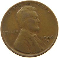 UNITED STATES CENT 1944 S LINCOLN A14 071