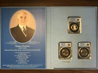 2014 PRESIDENTIAL DOLLAR 12 COIN ANACS PR MS SET HARDING COOLIDGE HOOVER ROOSEVE