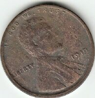 1919 D UNITED STATES LINCOLN WHEAT CENT 1C COIN