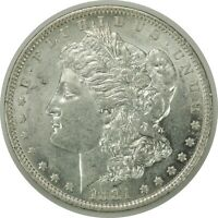 1881-O $1 MORGAN SILVER DOLLAR  AU CONDITION   070420