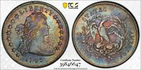1795 DRAPED BUST DOLLAR PCGS CERTIFIED EXTRA FINE  DETAILS B-15, BB-52 SILVER $1